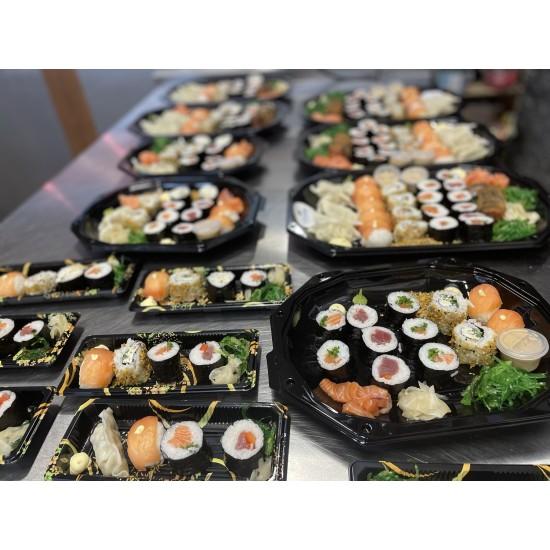 Sushi schotel