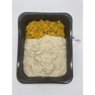 Curry Noordzeevis
